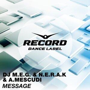 DJ M.E.G., N.E.R.A.K., Alex Mescudi 歌手頭像
