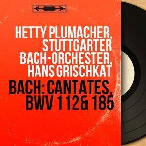 Hetty Plümacher, Stuttgarter Bach-Orchester, Hans Grischkat 歌手頭像