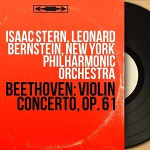 Isaac Stern, Leonard Bernstein, New York Philharmonic Orchestra