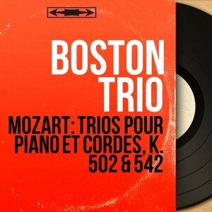 Boston Trio 歌手頭像