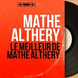 Mathé Althéry 歌手頭像