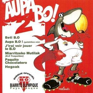 Aupa BO 2 歌手頭像