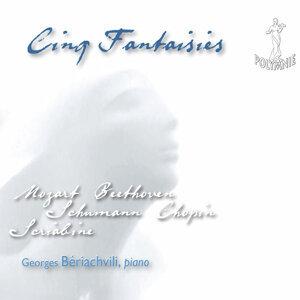 Georges Bériachvili 歌手頭像