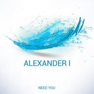 Alexander I 歌手頭像