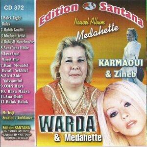 Karmaoui & Zineb, Warda 歌手頭像