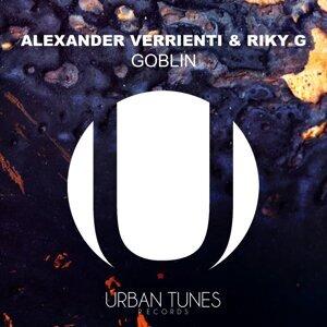 Alexander Verrienti, Riky G 歌手頭像