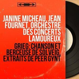 Janine Micheau, Jean Fournet, Orchestre des Concerts Lamoureux 歌手頭像