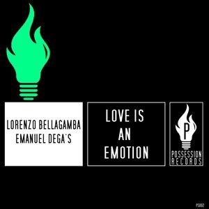 Lorenzo Bellagamba, Emanuel Dega's 歌手頭像