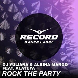 DJ Yuliana, Albina Mango 歌手頭像
