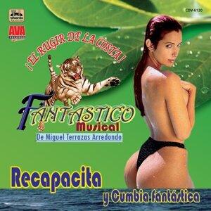 Fantastico Musical, Miguel Terrazas Arredondo 歌手頭像