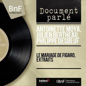 Antoinette Moya, Julien Bertheau, Philippe Desbeuf 歌手頭像