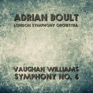 London Symphony Orchestra, Adrian Boult 歌手頭像