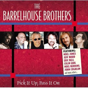 The Barrelhouse Brothers 歌手頭像