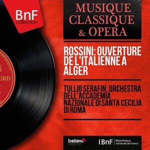 Tullio Serafin, Orchestra dell'Accademia nazionale di Santa Cecilia di Roma 歌手頭像
