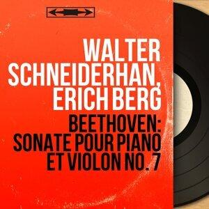 Walter Schneiderhan, Erich Berg 歌手頭像