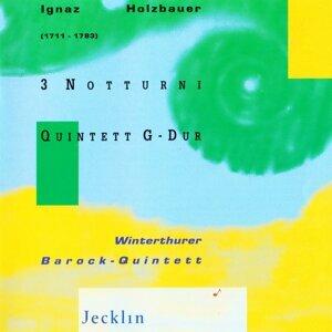 Rudolf Weber, Rudolf Frei, Winterthurer Barock-Quintett 歌手頭像