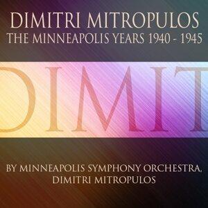 Minneapolis Symphony Orchestra, Dimitri Mitropoulos 歌手頭像
