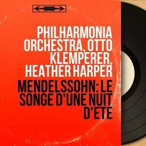 Philharmonia Orchestra, Otto Klemperer, Heather Harper 歌手頭像