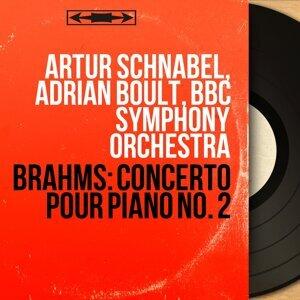 Artur Schnabel, Adrian Boult, BBC Symphony Orchestra 歌手頭像