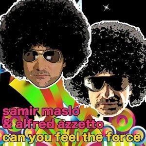 Samir Maslo, Alfred Azzetto 歌手頭像