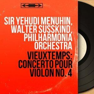 Sir Yehudi Menuhin, Walter Susskind, Philharmonia Orchestra 歌手頭像