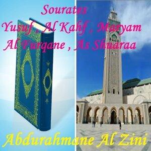 Abdurahmane Al Zini 歌手頭像