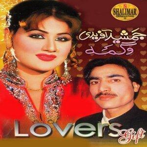 Jamshed Afridi, Wagma 歌手頭像
