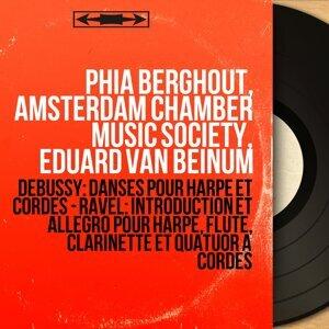Phia Berghout, Amsterdam Chamber Music Society, Eduard van Beinum 歌手頭像
