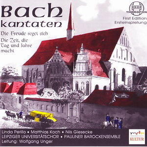 Leipziger Universitatschor, Pauliner Barockensemble, Linda Perillo, Matthias Koch, Nils Giesecke, Wolfgang Unger 歌手頭像