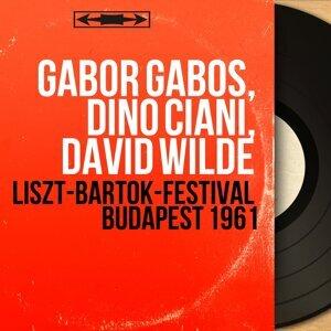 Gábor Gabos, Dino Ciani, David Wilde 歌手頭像