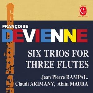 Jean Pierre Rampal, Claudi Arimany, Alain Maura 歌手頭像
