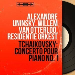 Alexandre Uninsky, Willem van Otterloo, Residentie Orkest 歌手頭像