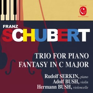 Rudolf Serkin, Adolf Bush, Hermann Bush 歌手頭像