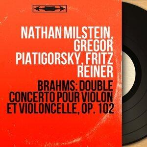 Nathan Milstein, Gregor Piatigorsky, Fritz Reiner 歌手頭像