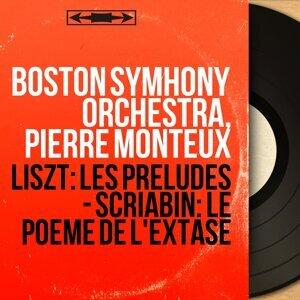 Boston Symhony Orchestra, Pierre Monteux 歌手頭像