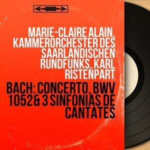 Marie-Claire Alain, Kammerorchester des Saarländischen Rundfunks, Karl Ristenpart 歌手頭像