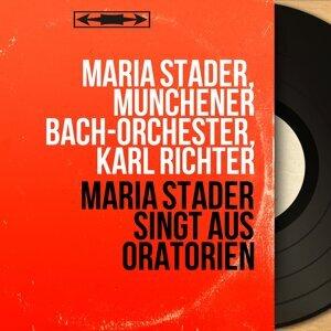 Maria Stader, Münchener Bach-Orchester, Karl Richter 歌手頭像