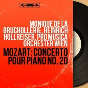 Monique de La Bruchollerie, Heinrich Hollreiser, Pro Musica Orchester Wien 歌手頭像