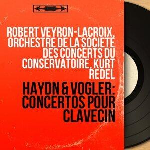 Robert Veyron-Lacroix, Orchestre de la Société des concerts du Conservatoire, Kurt Redel 歌手頭像