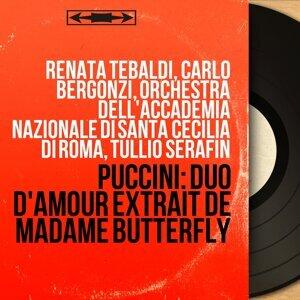 Renata Tebaldi, Carlo Bergonzi, Orchestra dell'Accademia nazionale di Santa Cecilia di Roma, Tullio Serafin 歌手頭像