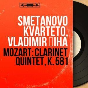 Smetanovo Kvarteto, Vladimír Říha 歌手頭像