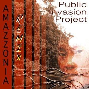 Public Invasion Project 歌手頭像