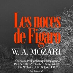 Orchestre philharmonique de Vienne, Wilhem Furtwangler, Paul Schoffler, Elisabeth Schwarzkopf 歌手頭像