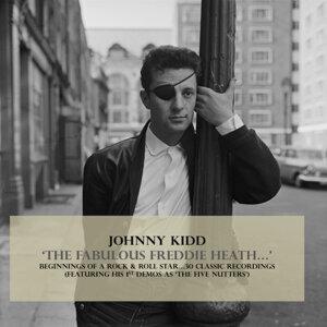 Johnny Kidd 歌手頭像