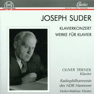 Oliver Triendl, Radio-Philharmonie des NDR Hannover, Heiko-Mathias Forster 歌手頭像
