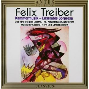 Felix Treiber: Kammermusik 歌手頭像