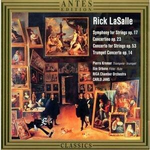 Rick LaSalle: Werke fuer und mit Kammerorchester 歌手頭像