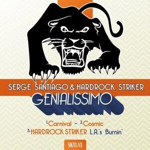 Hardrock Striker, Serge Santiago 歌手頭像