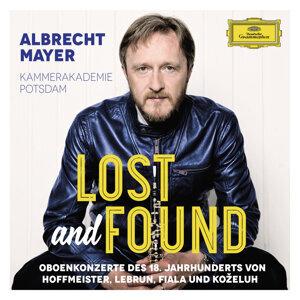 Albrecht Mayer,Kammerakademie Potsdam 歌手頭像
