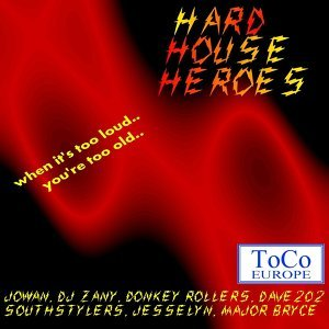 Hard house heros vol. 01 歌手頭像